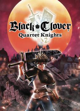 Black Clover: Quartet Knights - Trainer +7 v1.01 Plus {FutureX}