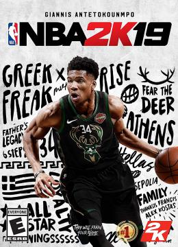 NBA 2K19: Trainer +8 v1.0 {MrAntiFun}