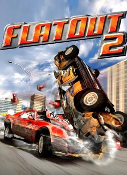 FlatOut 2: Save Game (The game done 100% + All Cars
