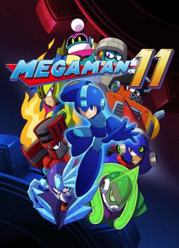 Mega Man 11: Trainer +8 v1.0 {FLiNG}