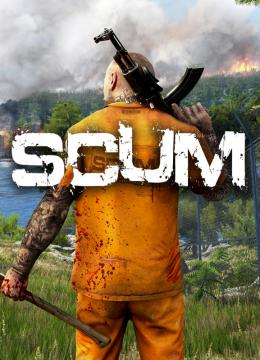 SCUM: Trainer +22 v0.1.19.1005 {FutureX}