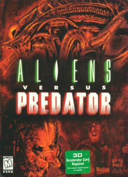 Aliens Versus Predator (2000): Save Game (all tasks are opened) [Steam & GOG]
