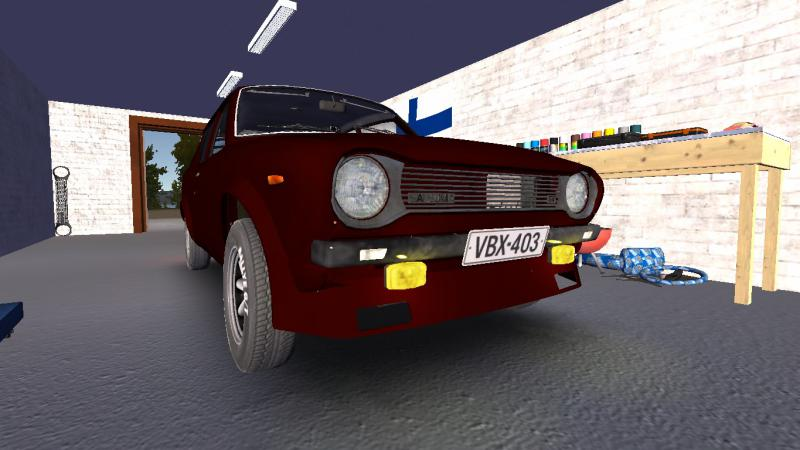 My Summer Car Save Game Blood Red Satsuma Download Gtrainers