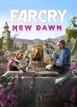 Far Cry: New Dawn - Trainer +15 v1.0.2 {FLiNG}