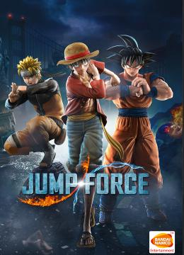 Jump Force: Trainer +18 v1.0 {FLiNG}