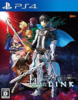 Fate/EXTELLA LINK: Trainer +14 v1.0 {FLiNG}
