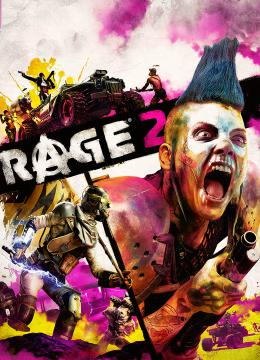 Rage 2: Save Game (Final Mission)