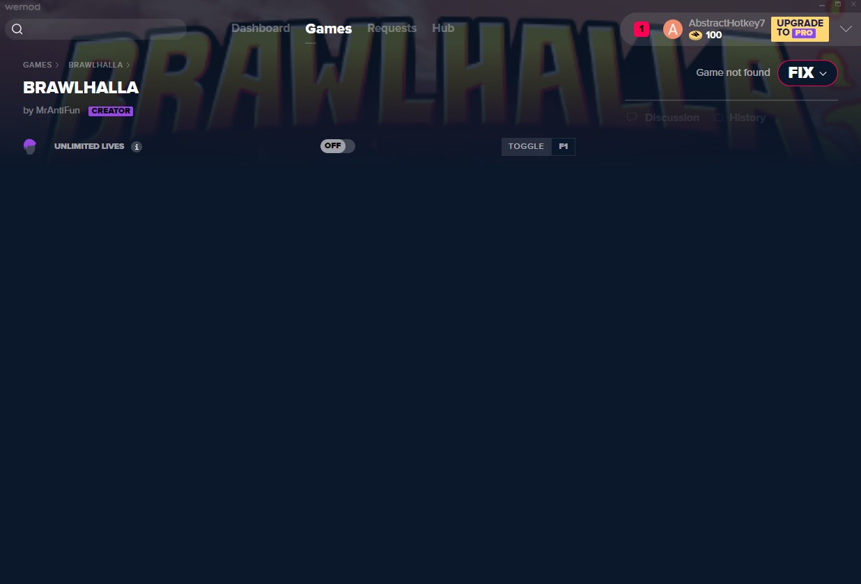 Brawlhalla: Trainer +1 v30 08 2019 (Steam) {MrAntiFun
