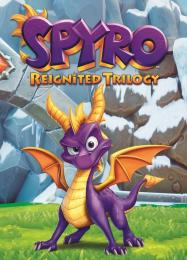 Spyro Reignited Trilogy: Save Game (The game done 100%, 117%, 120%, all galleries are unlocked)