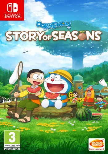 Doraemon Story Of Seasons: Trainer +13 v1.0 {FLiNG}