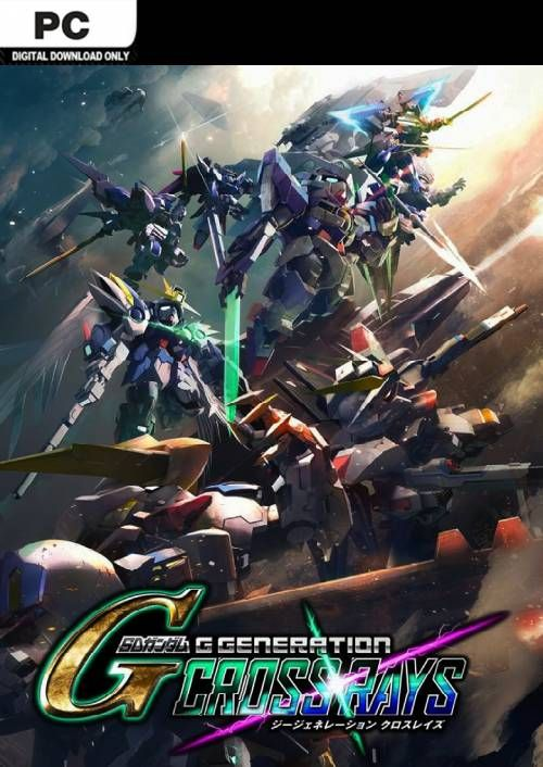 SD Gundam G Generation: Cross Rays - Trainer +33 v1.0-v20200121 {FLiNG}