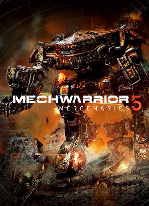 MechWarrior 5: Mercenaries - Trainer +10 v1.0.175 {FLiNG}