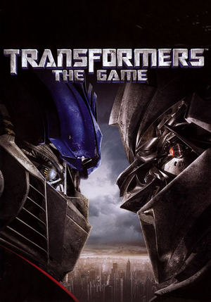 Transformers: The Game - Save Game (The Game done 99%)