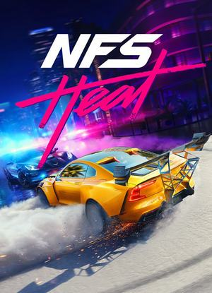 Need for Speed: Heat - Save Game (The storyline done 100%)
