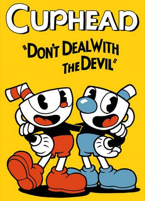 Cuphead: Save Game (The game done 200%, ranks S) [Steam]