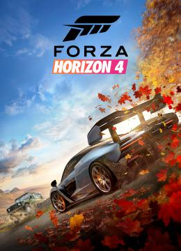 Forza Horizon 4: SaveGame (All cars are available + all seasonal, stock view) [1.393]