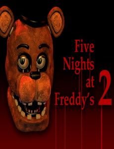 Five Nights At Freddy's 2: Save Game (The Game done 100%)
