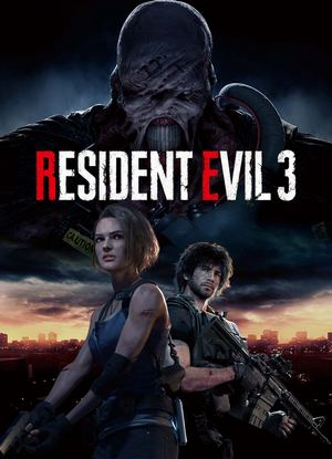 Resident Evil 3: Trainer +12 Demo {FLiNG}