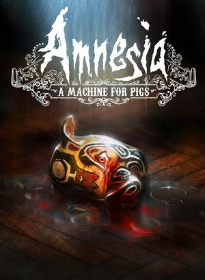 Amnesia: A Machine for Pigs - SaveGame (The game done 100%)
