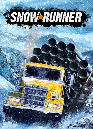 SnowRunner: SaveGame (A lot of money, maximum level, all vehicles)