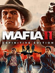 Mafia II: Definitive Edition - SaveGame (The Game done 100%, all weapons, Jimmy's Vendetta)