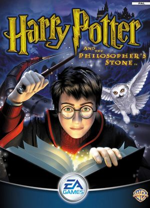 Harry Potter and the Philosopher's Stone: SaveGame (The Game done 100%)