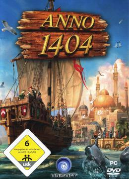 Anno 1404 - Venice: SaveGame (Almost all profile bonuses are unlocked)