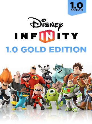 Disney Infinity: SaveGame (The Game done 100%) [1.0: Gold Edition]