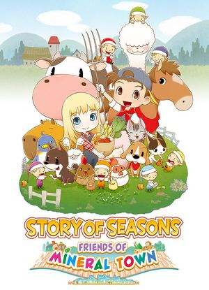 Story of Seasons: Friends of Mineral Town - Trainer +24 v1.0 {CheatHappens.com}