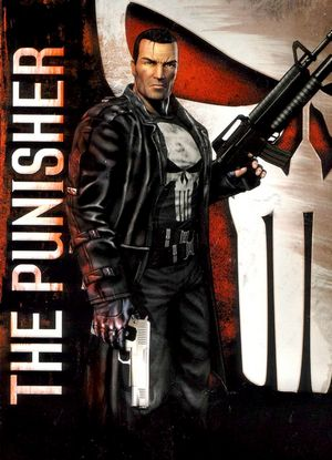 The Punisher: SaveGame (The storuline done 100%, Challenge mode)
