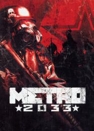 Metro 2033: SaveGame (The Game done 100%, all levels unlocked)