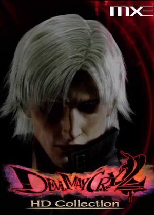 Devil May Cry 2 HD Collection: Save Game 100%