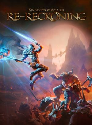 Kingdoms Of Amalur: Re-Reckoning - Trainer +15 v1.0-v6657 {FLiNG}