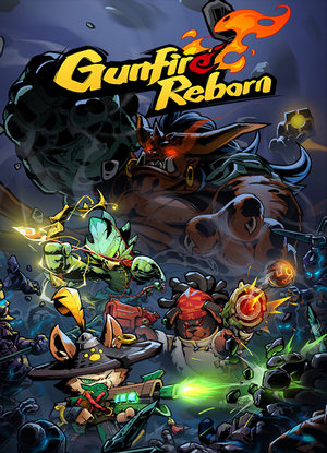 Gunfire Reborn: Trainer +8 v2020.09.18 {FLiNG}