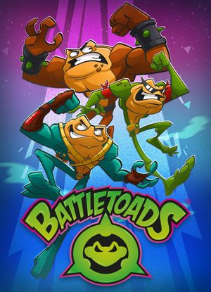 Battletoads: SaveGame (The Game done 100%, all modes, all items)