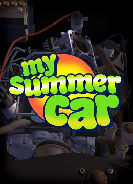 My Summer Car: Save Game (Black Satsuma, 450k money)
