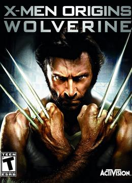 X-Men Origins: Wolverine - Save Game (100%, difficult mode, everything is open and collected, 40 lvl)